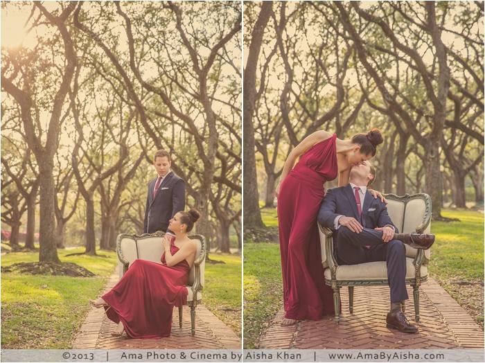 ©2013   www.AmaByAisha.com   Houston Engagement