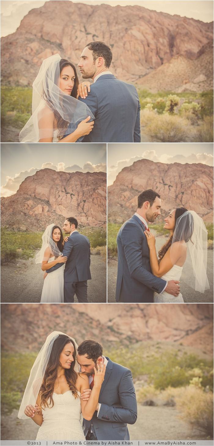 © 2013   www.AmaByAisha.com   Vegas Wedding by Houston Photographer