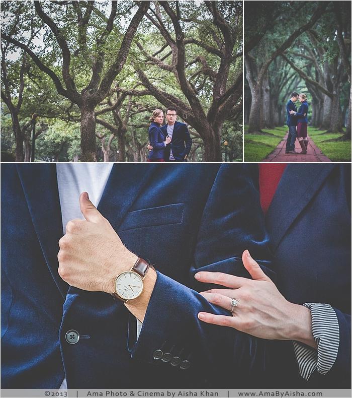 ©2013 | www.AmaByAisha.com | Houston engagement