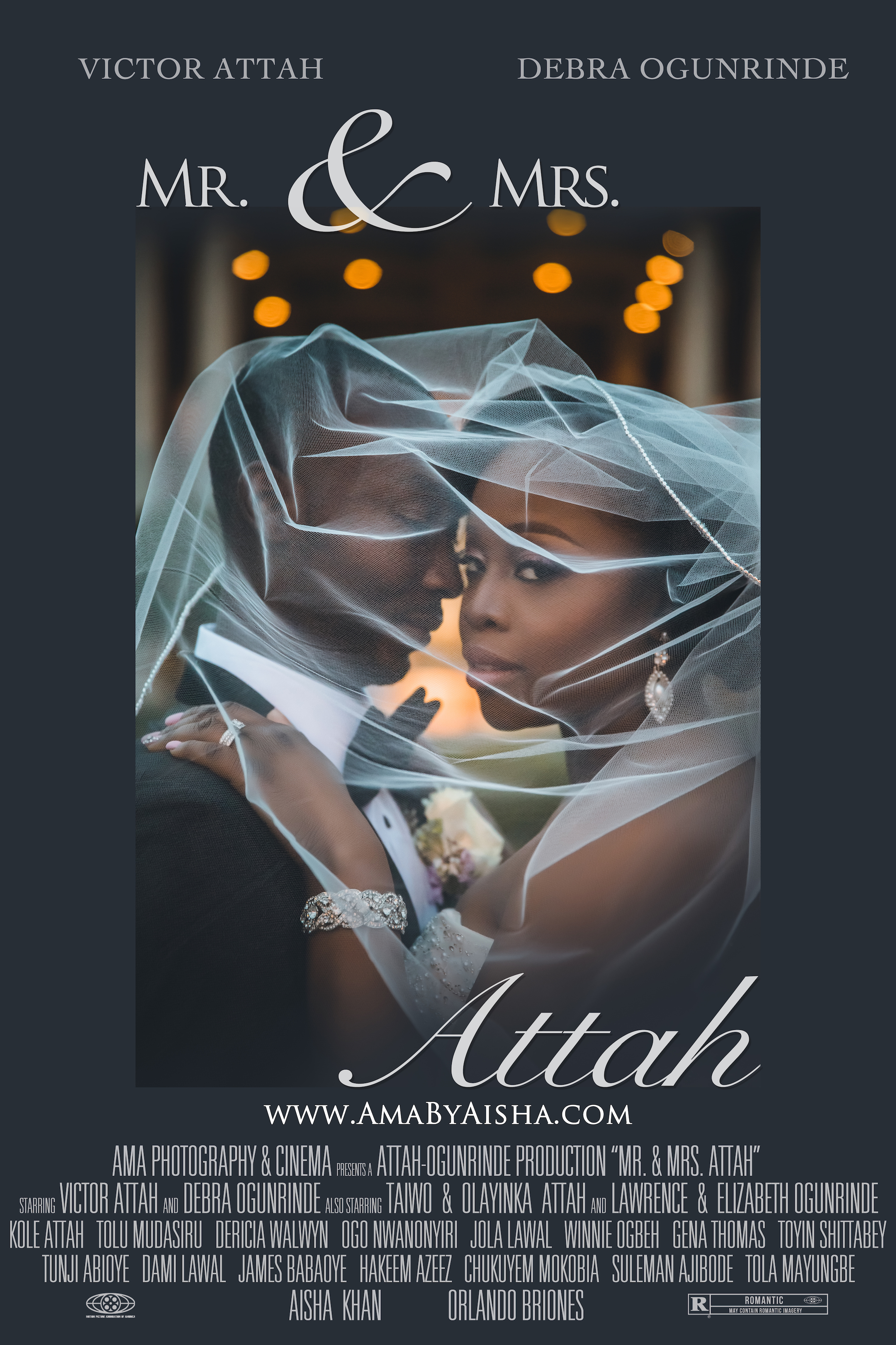 © 2013   www.AmaByAisha.com   Movie Poster