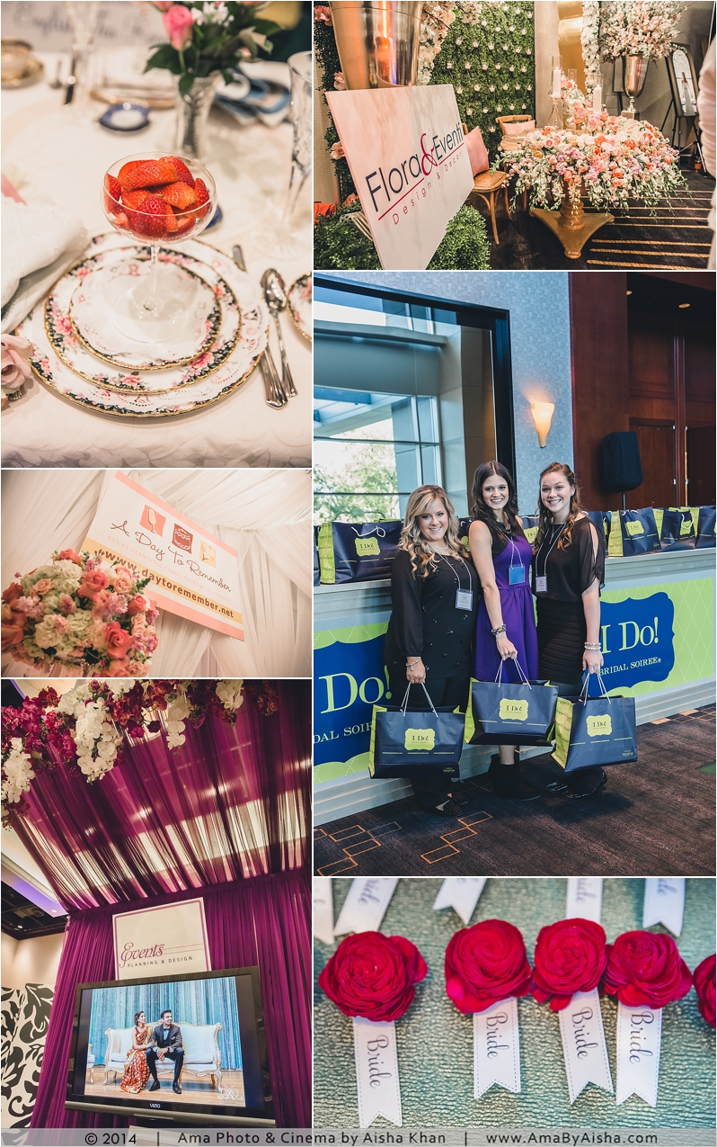 ©2014 | www.AmaByAisha.com | I Do! Bridal Soiree 2014 - Royal Sonesta