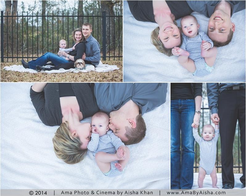 ©2014   www.AmaByAisha.com   Family Portraits   Texas photographer