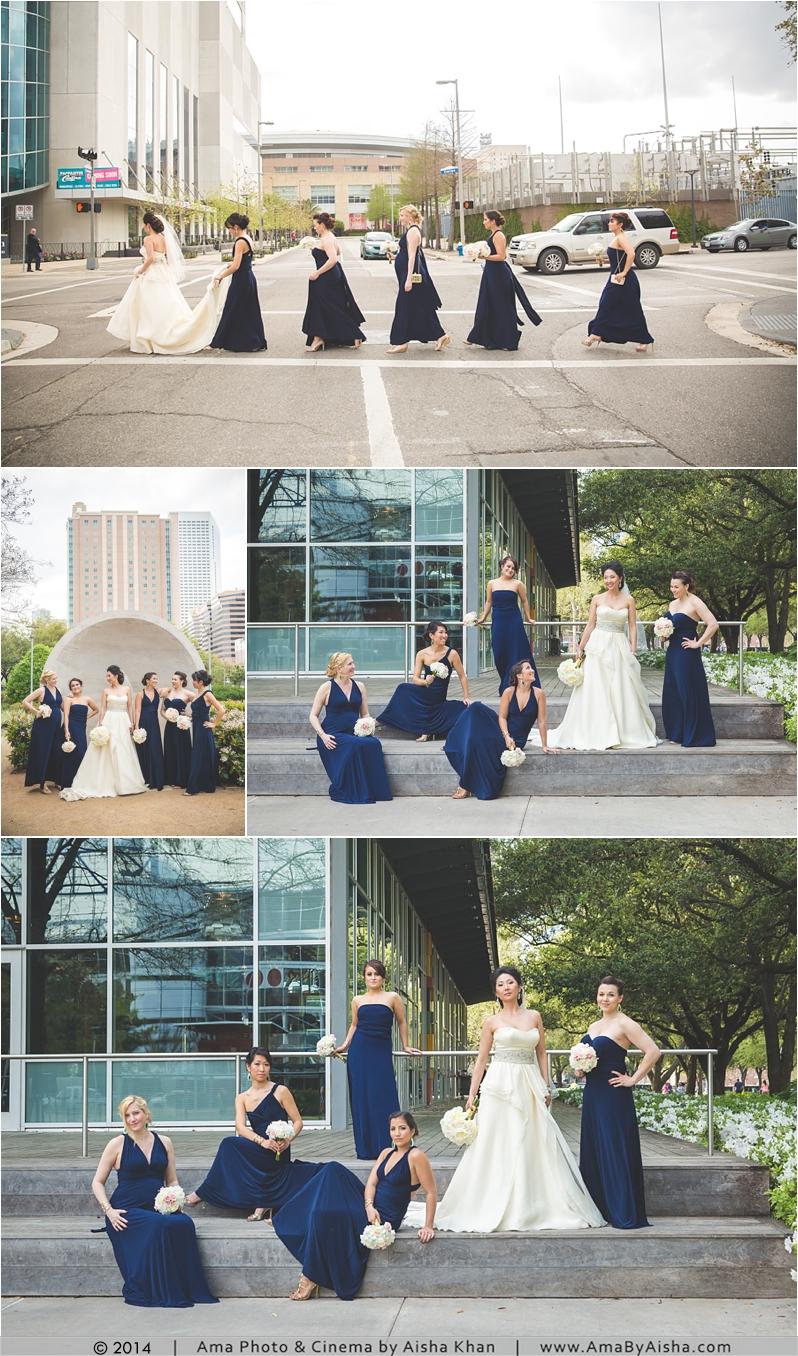Amabyaisha Houston Wedding At The Grove