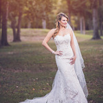Bridal Portrait Photography // Shannon
