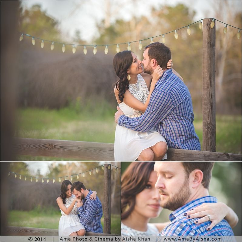©2014 | www.AmaByAisha.com | True Texans Engagement
