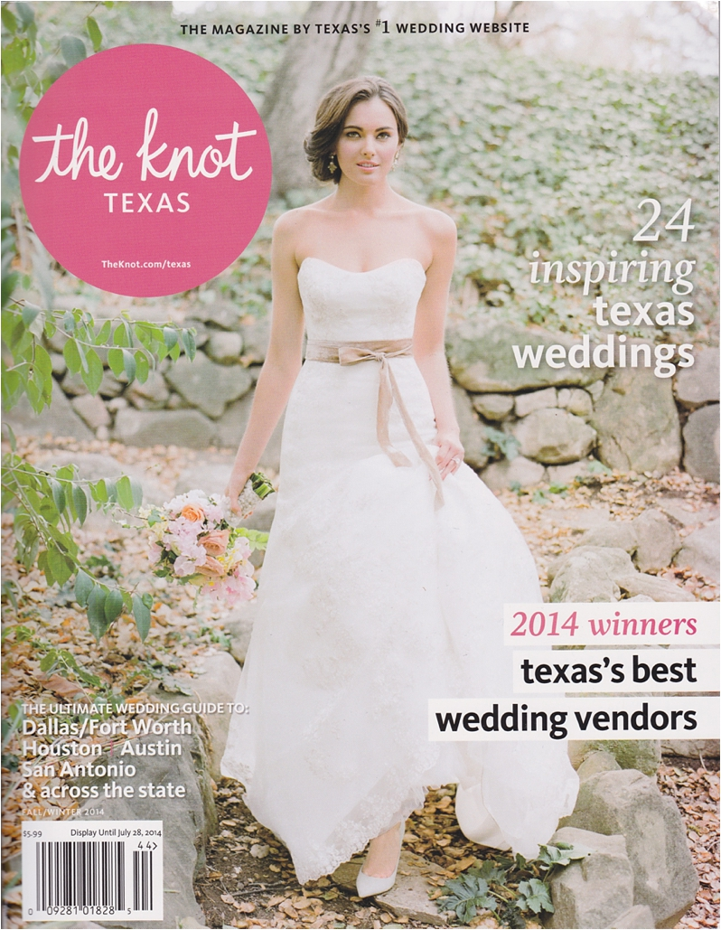 Published on The Knot