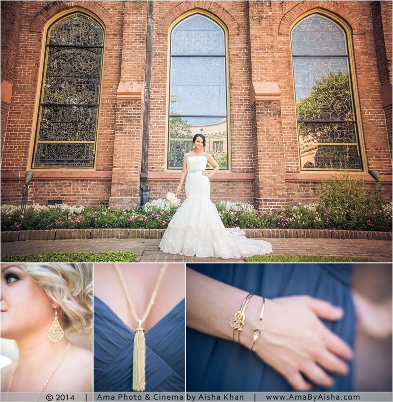 Houston Wedding Photographers: Downtown Houston Wedding Photography