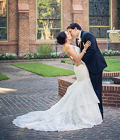Downtown Houston Wedding