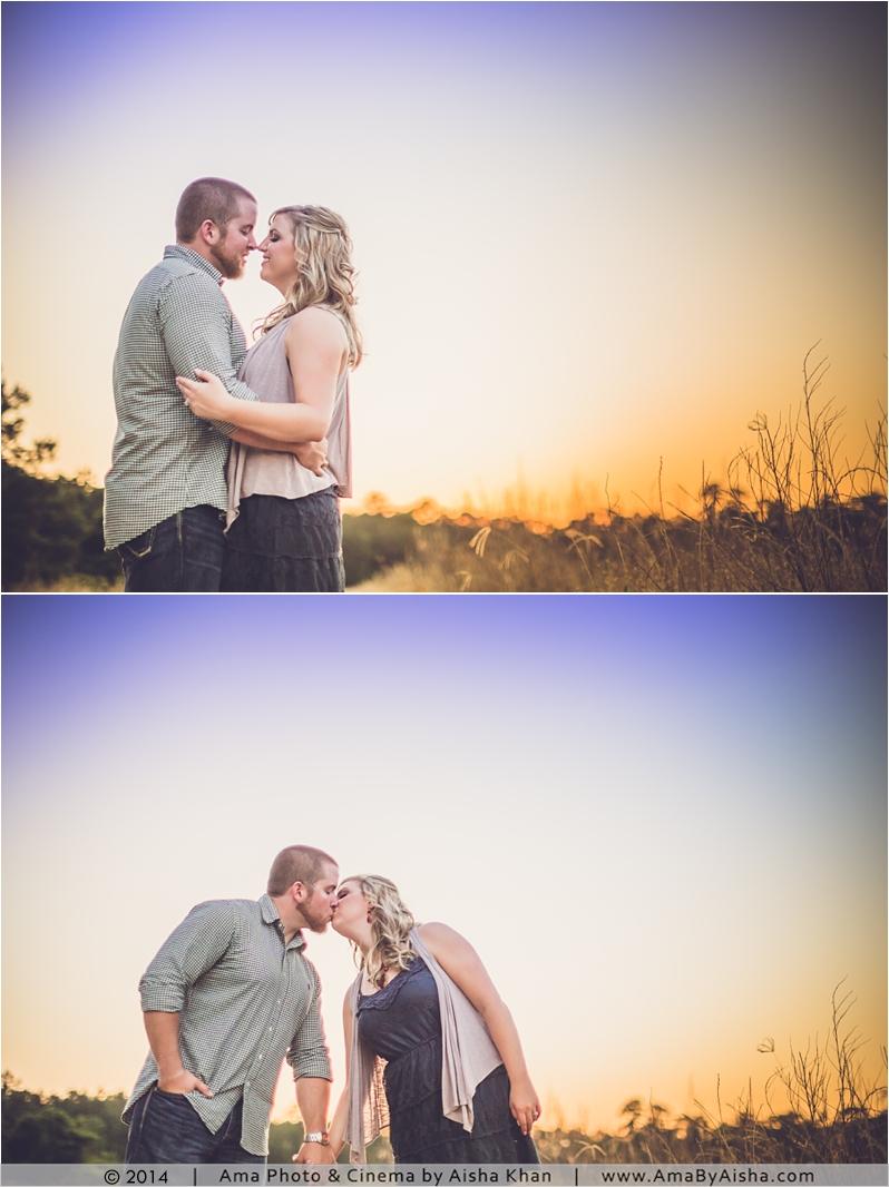 ©2014   www.AmaByAisha.com   Sunset Engagement Session