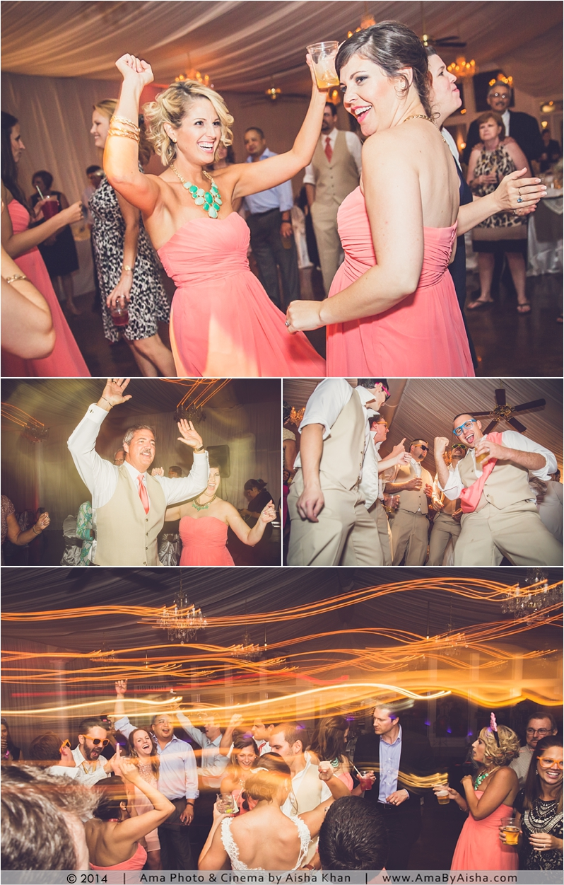 ©2014 | www.AmaByAisha.com | Beautiful firework wedding photography | Texas
