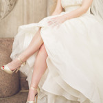 Rice University Bridal Portraits // Kellie