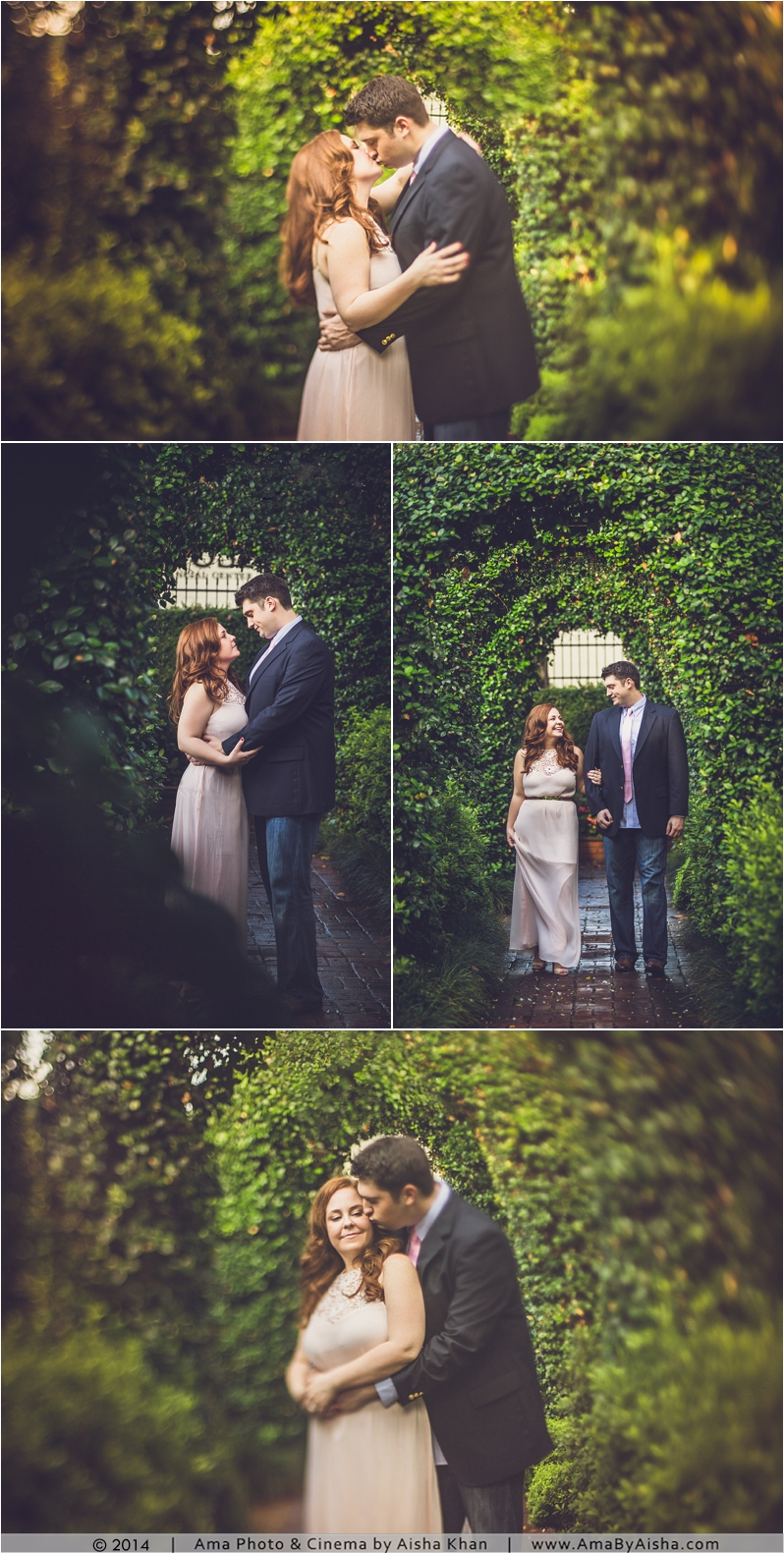 River Oaks Garden Club Engagement Session