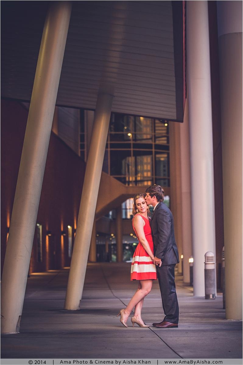 ©2014 | www.AmaByAisha.com | Cute Chic Houston Engagement Session