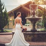 Marine Bridal Portraits // Rachel
