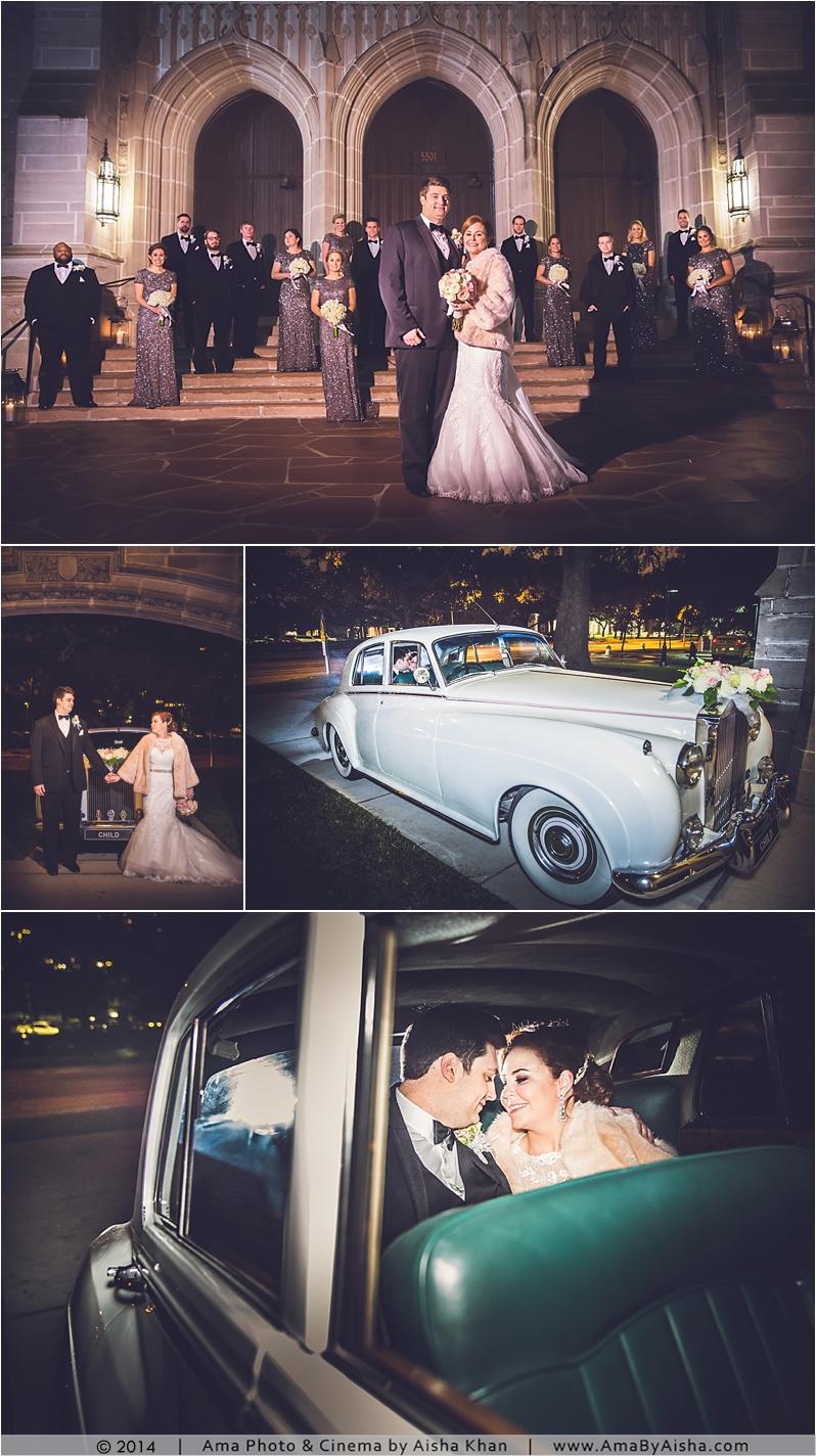 Omni Houston Galleria Hotel Wedding Photographer