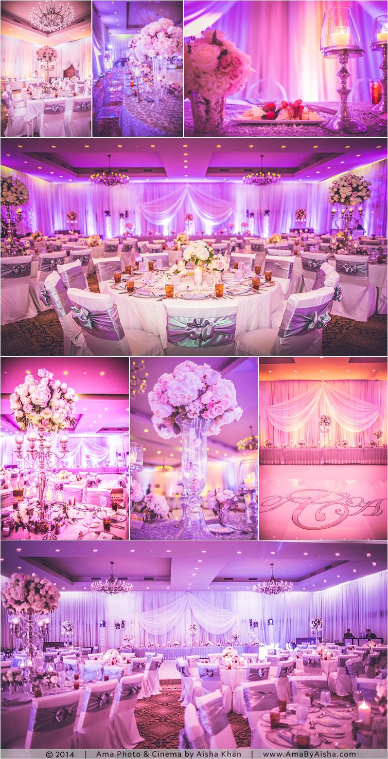 ©2014 | www.AmaByAisha.com | Texas wedding photographer | Reception details