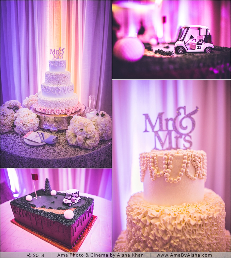 ©2014 | www.AmaByAisha.com | Texas wedding photographer | wedding cake