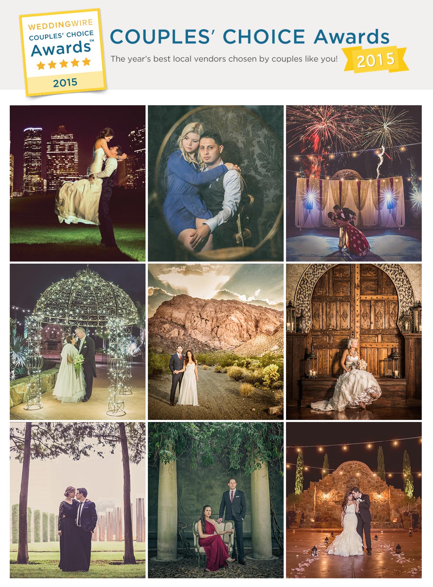 award winning houston wedding photographer   Couples Choice Award