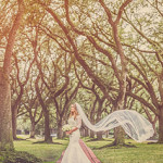 Houston Bridal Portraits // Blair