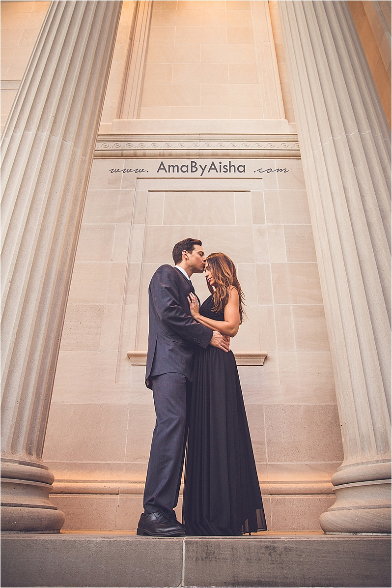 Award winning Houston engagement photography by www.AmaByAisha.com