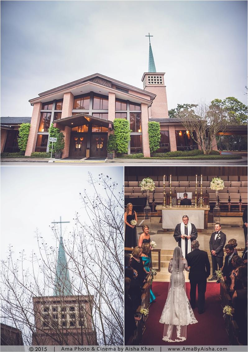 Omni Hotel Houston Wedding - Ama by Aisha