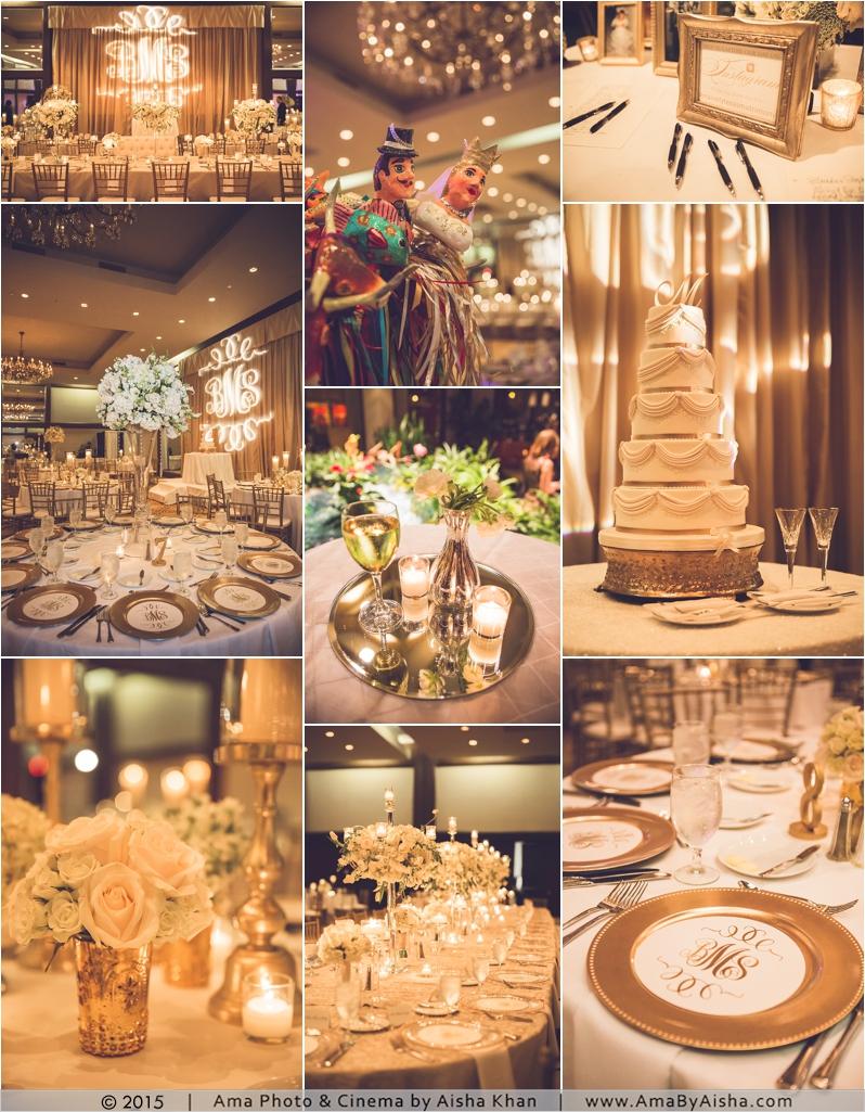 ©2015 | www.AmaByAisha.com | Omni Hotel Houston Wedding