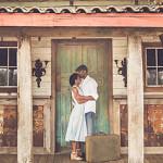 Notebook Engagement Session // Brenda + Demetrius