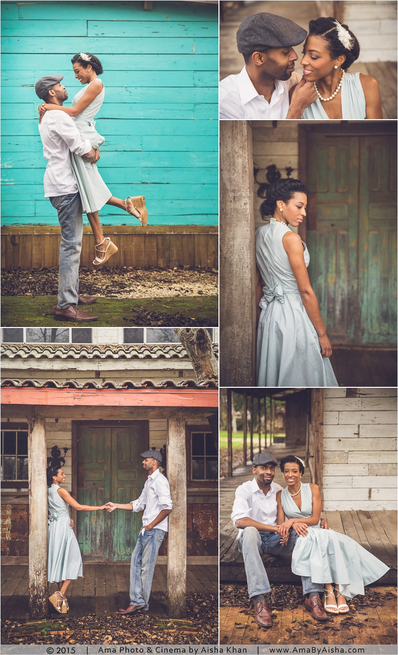 ©2014 | www.AmaByAisha.com | The Notebook Engagement Session