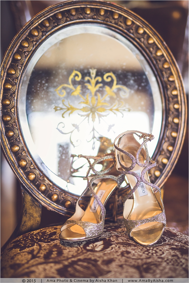 Jimmy Choo wedding day shoes!!