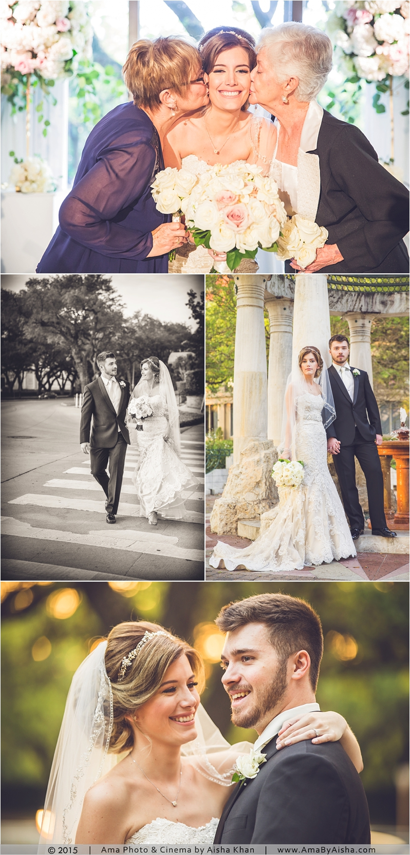 ©2015 | www.AmaByAisha.com | Hotel Zaza Wedding