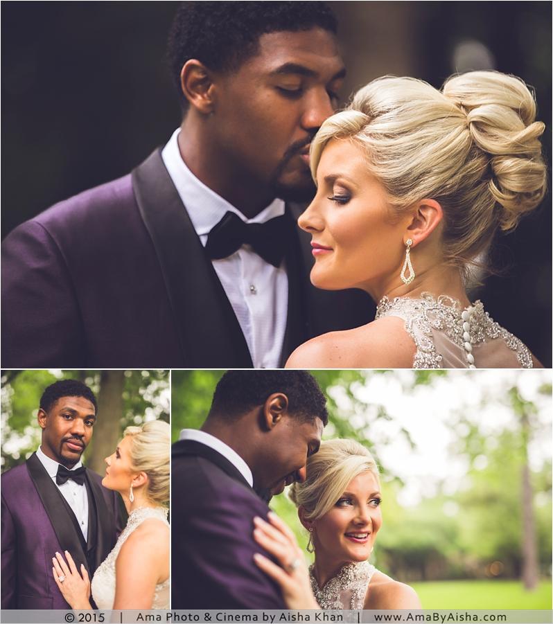 ©2015   www.AmaByAisha.com   Wedding couple portraits