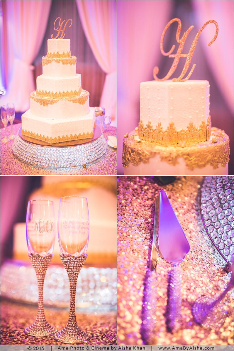 ©2015 | www.AmaByAisha.com | Houstonian Wedding