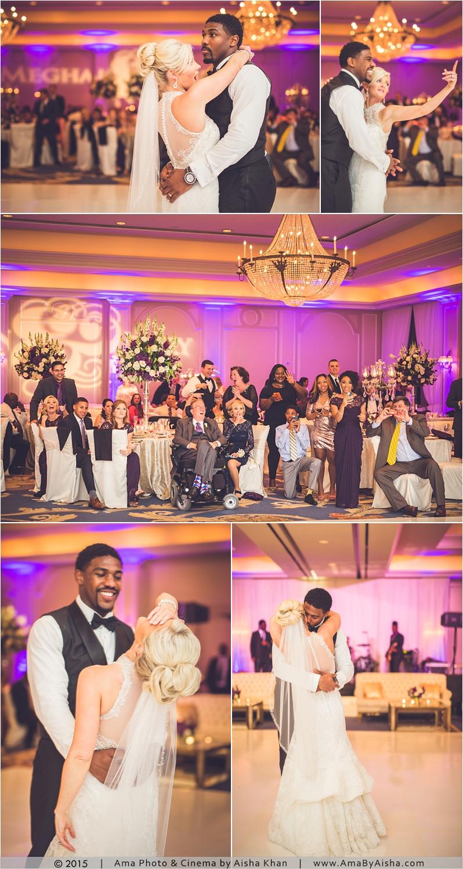 ©2015 | www.AmaByAisha.com | Houstonian Wedding