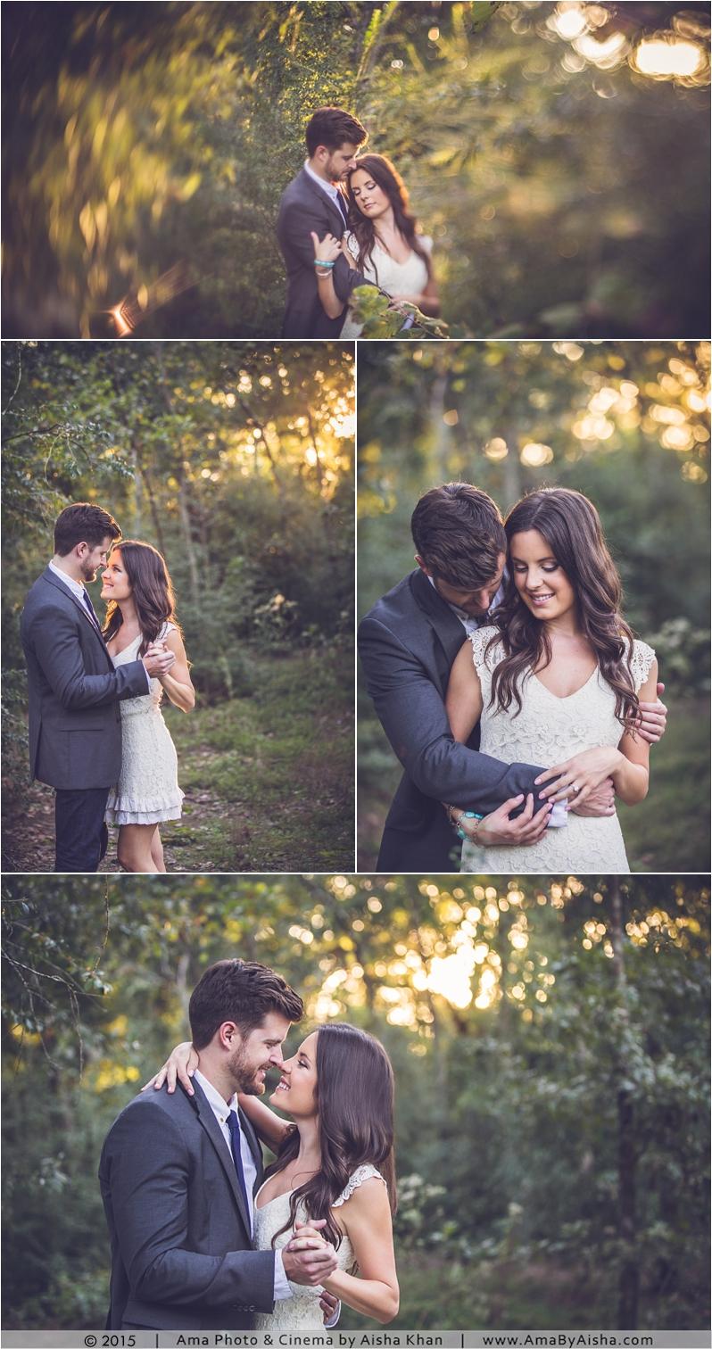 ©2015 Bohemian engagement portraits from www.AmaByAisha.com