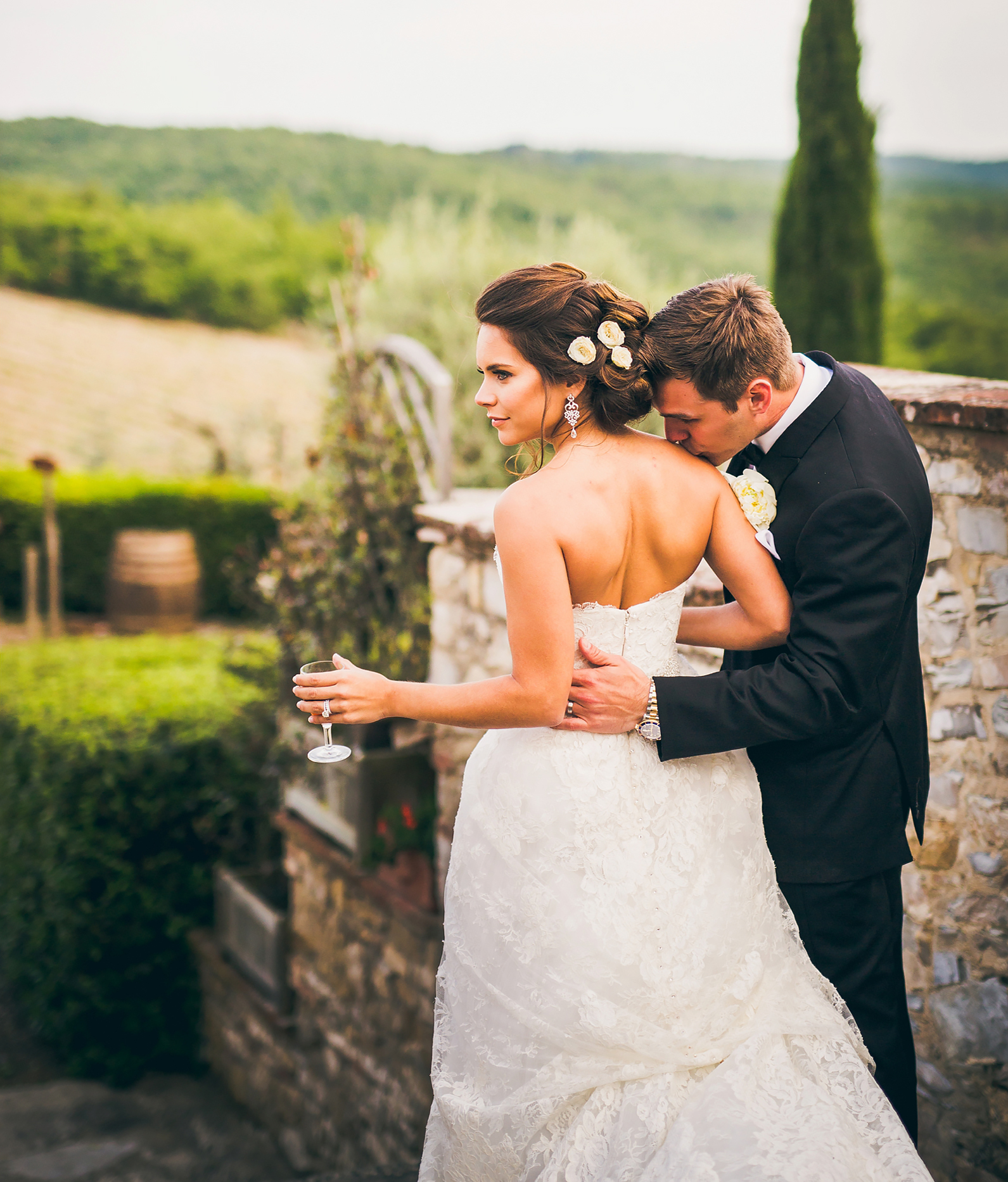 Italy Destination Wedding Photography // Marissa + Jeremy