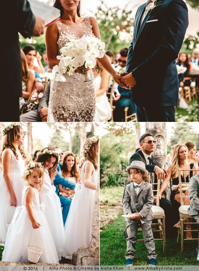 ©2016   www.AmaByAisha.com   South Italy destination wedding