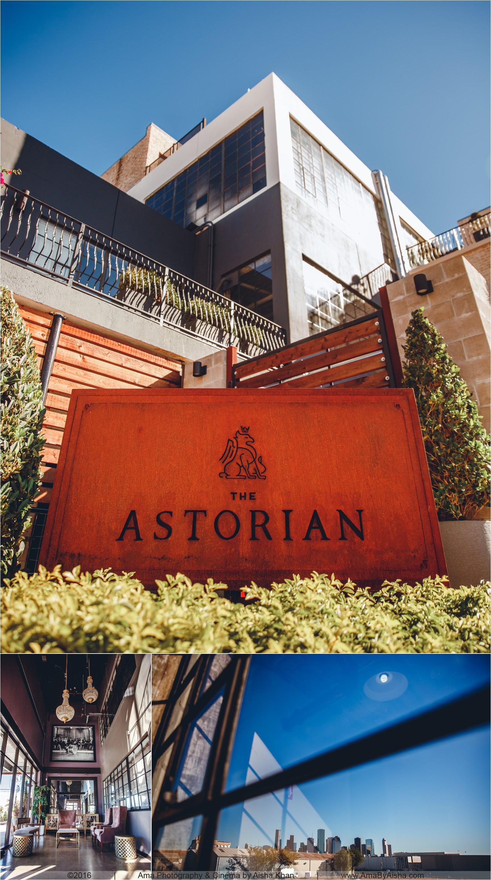 The Astorian wedding venue