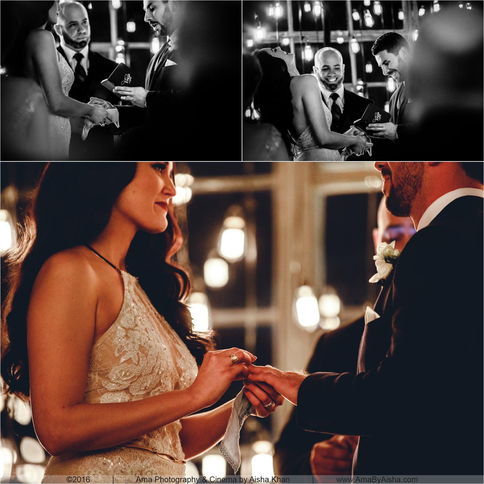 The Astorian wedding of Sarah & Chris