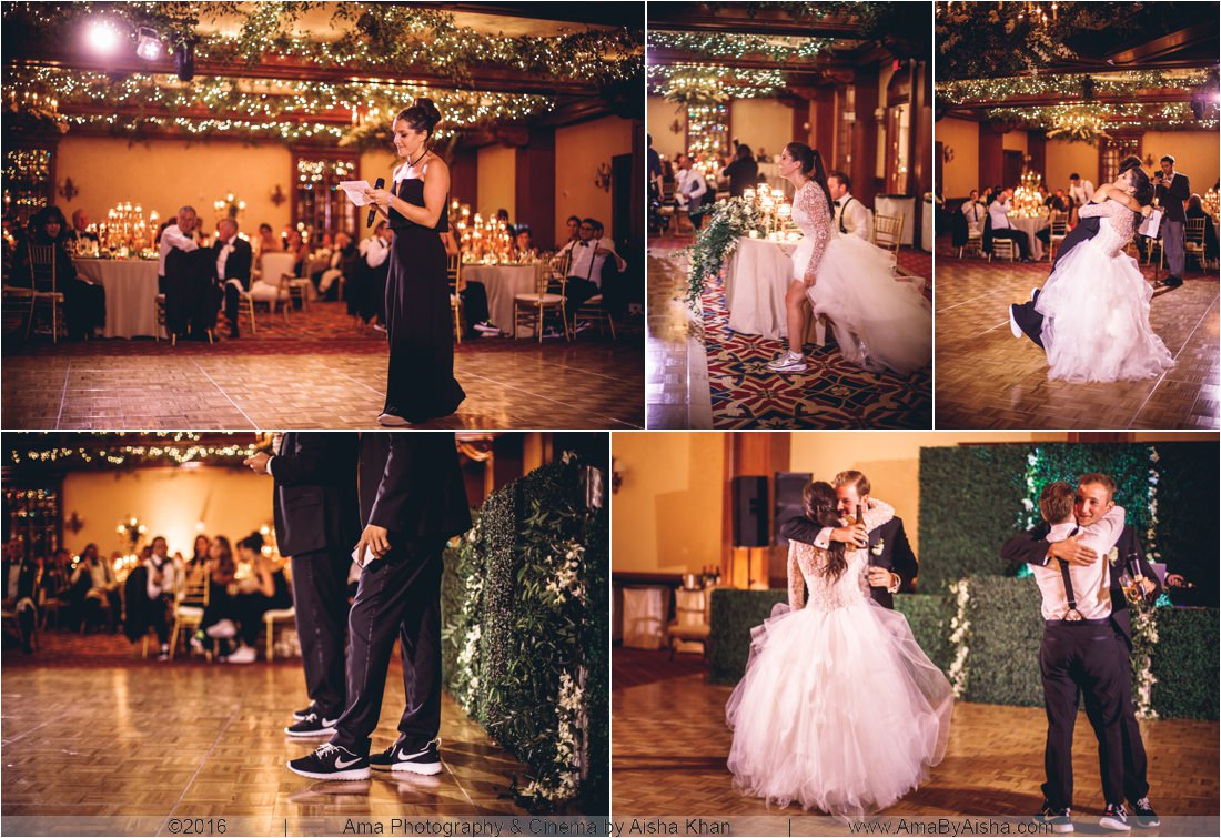 The Houston Wedding
