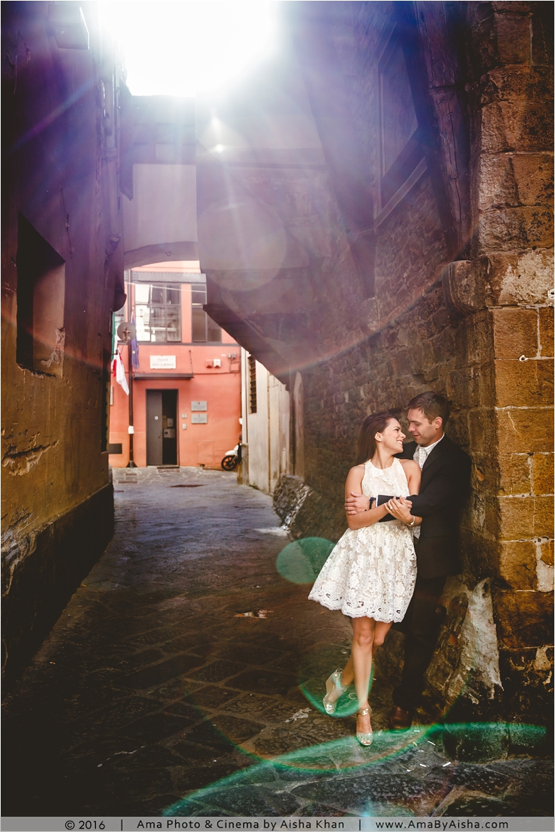 Florence Engagement Shoot