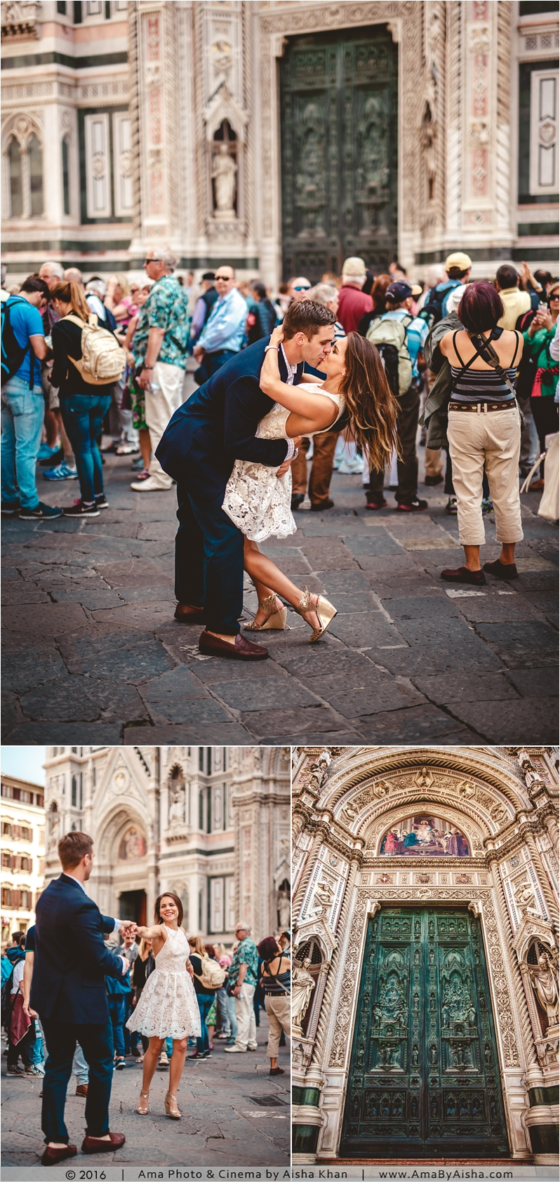 Florence Engagement