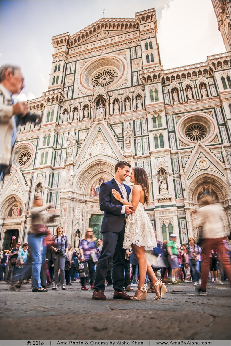 Florence, Italy Engagement