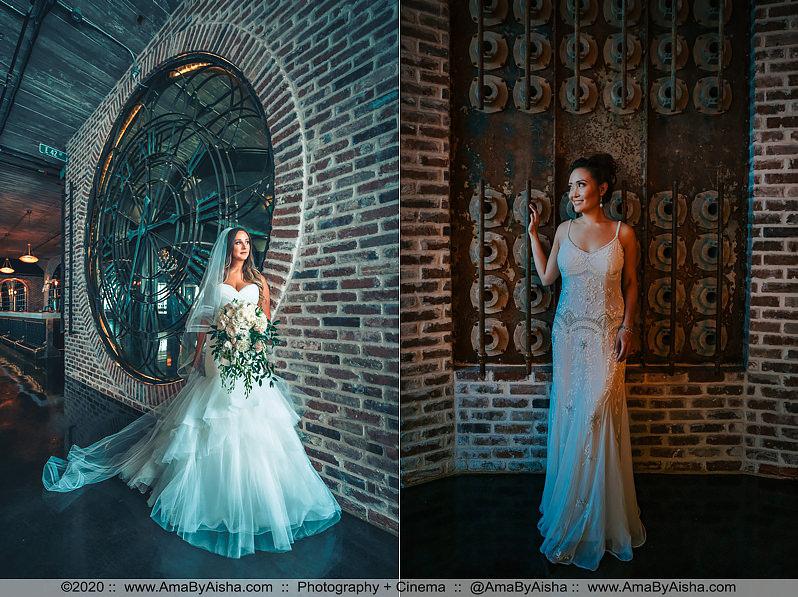 bridal portrait houston