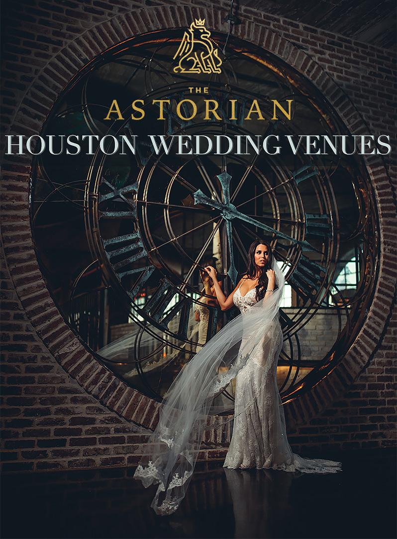 The Astorian - Houston Wedding Venues